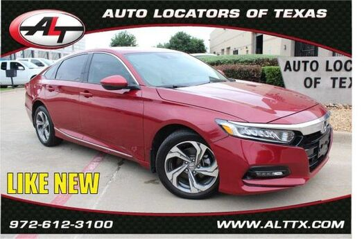 2018 Honda Accord Sedan EX-L 1.5T Plano TX