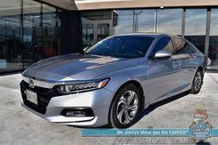 2018_Honda_Accord Sedan_EX-L 1.5T / Power & Heated Leather Seats / Sunroof / Auto Start / Adaptive Cruise / Lane Departure & Blind Spot Alert / Bluetooth / Back Up Camera / Keyless Entry & Start / 38 MPG_ Anchorage AK