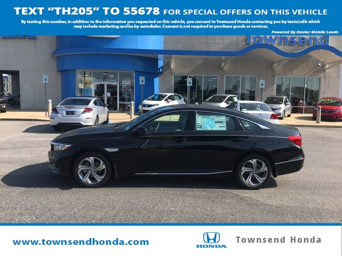 2018 Honda Accord Sedan EX-L 1.5T Tuscaloosa AL