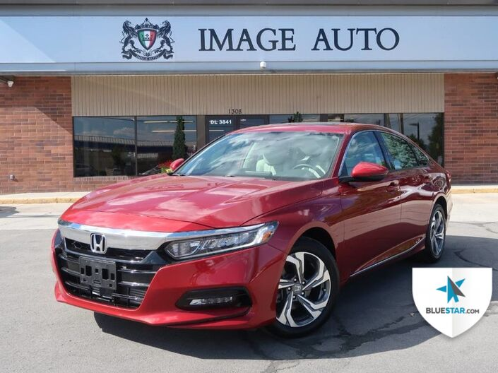 2018 Honda Accord Sedan EX-L 1.5T West Jordan UT