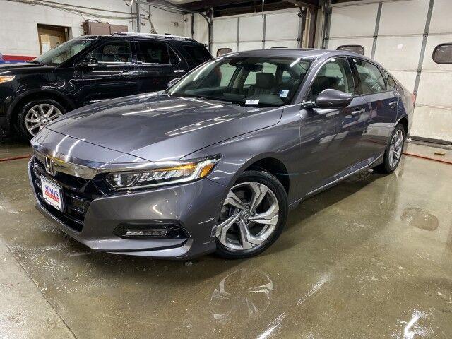 2018 Honda Accord Sedan EX-L 1.5T Worcester MA