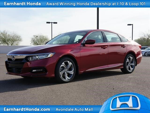 2018 Honda Accord Sedan EX-L 2.0T Auto Avondale AZ