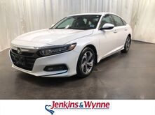 2018_Honda_Accord Sedan_EX-L 2.0T Auto_ Clarksville TN