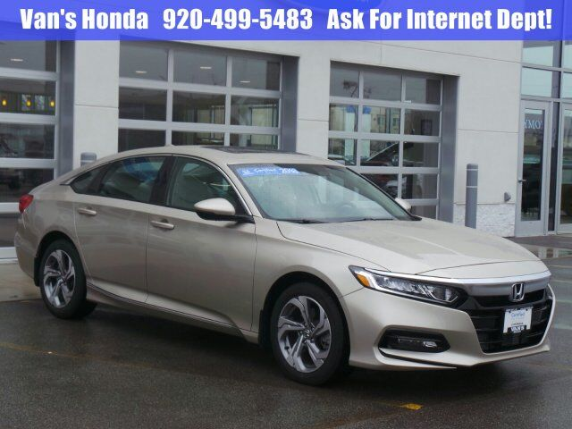 2018 Honda Accord Sedan EX-L 2.0T Green Bay WI
