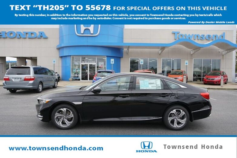 2018 Honda Accord Sedan EX-L 2.0T Tuscaloosa AL
