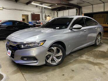 2018_Honda_Accord Sedan_EX-L 2.0T_ Worcester MA