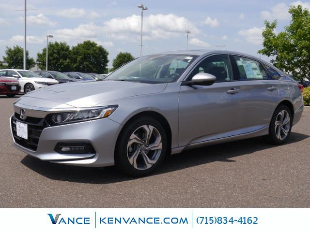 2018 Honda Accord Sedan EX-L Eau Claire WI