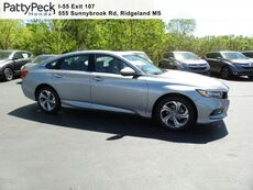 2018 Honda Accord Sedan EX-L FWD