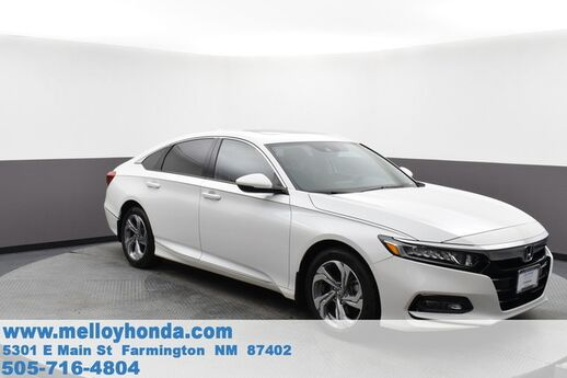 2018 Honda Accord Sedan EX-L Navi 1.5T Farmington NM