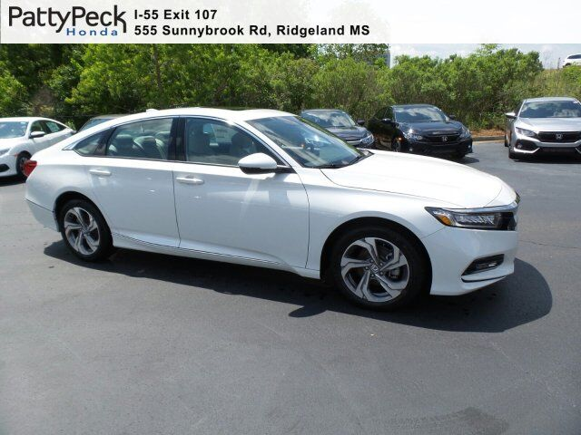 2018 Honda Accord Sedan EX-L Navi FWD Jackson MS