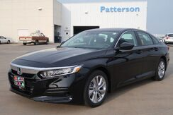 2018_Honda_Accord Sedan_LX_ Wichita Falls TX