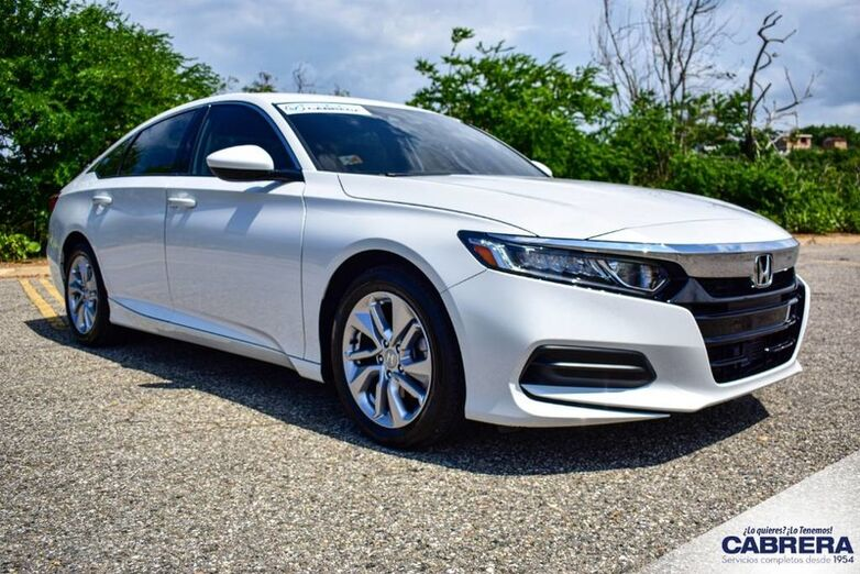 2018 Honda Accord Sedan LX 1.5T Arecibo PR