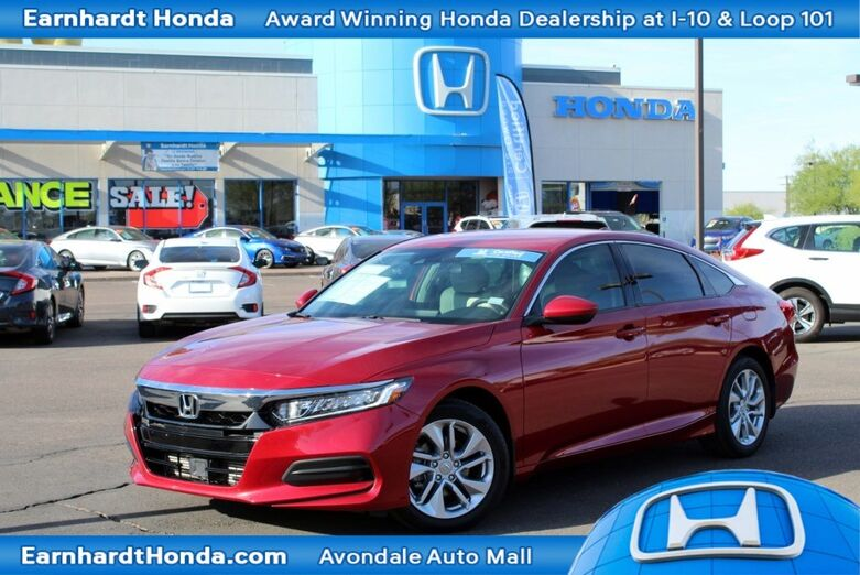 2018 Honda Accord Sedan LX 1.5T Avondale AZ