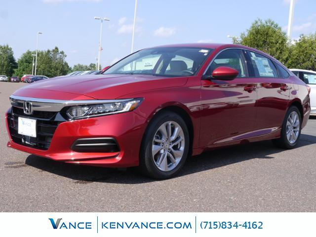 2018 Honda Accord Sedan LX 1.5T CVT Eau Claire WI
