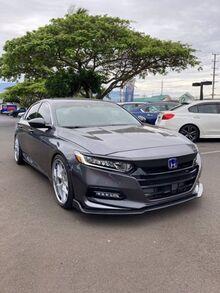 2018_Honda_Accord Sedan_LX 1.5T CVT_ Kahului HI