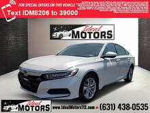 2018_Honda_Accord Sedan_LX 1.5T CVT_ Medford NY
