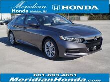 2018_Honda_Accord Sedan_LX 1.5T CVT_ Meridian MS