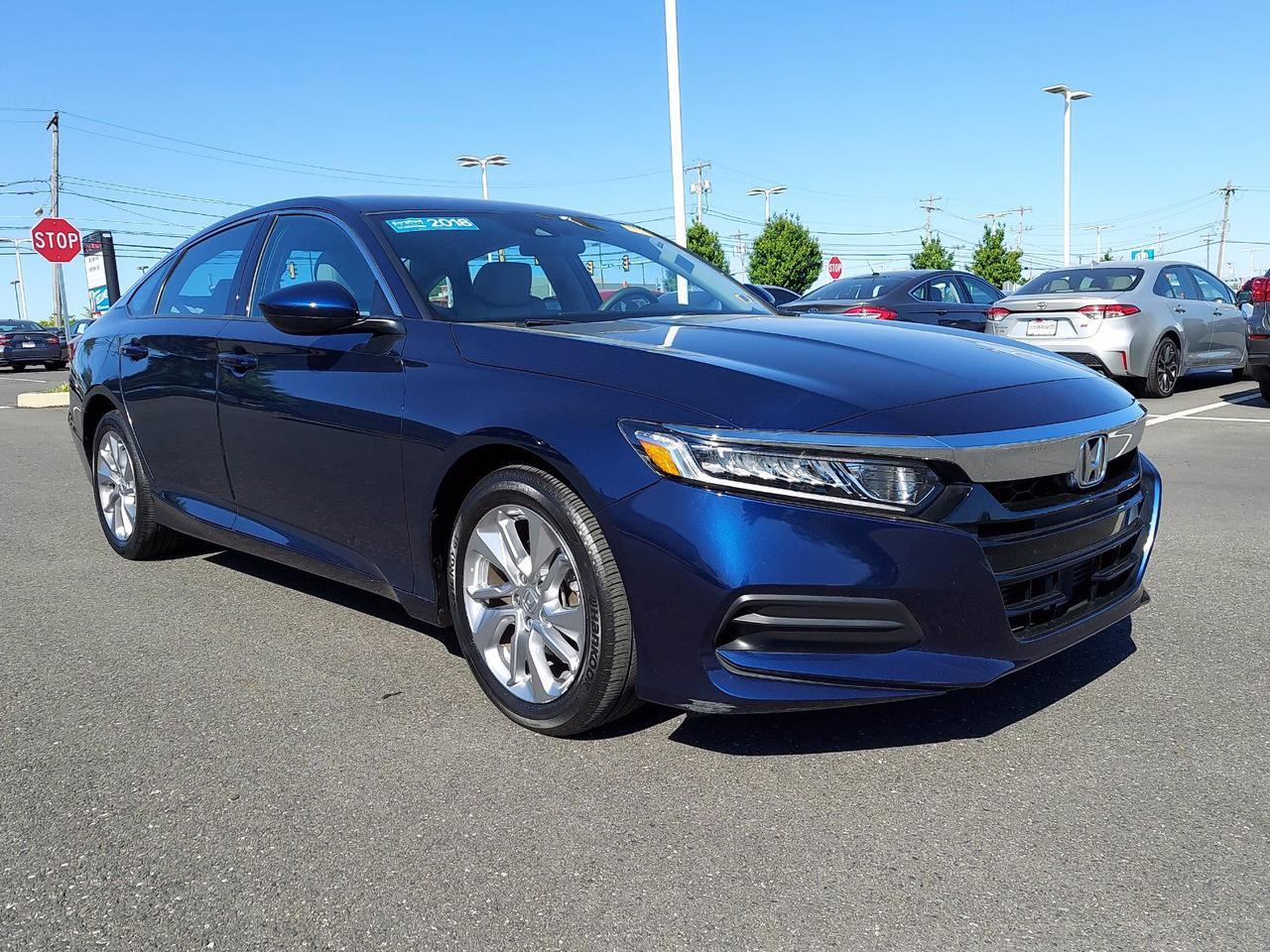 2018 Honda Accord Sedan LX 1.5T Conshohocken PA