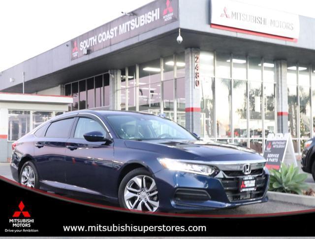 2018 Honda Accord Sedan LX 1.5T Costa Mesa CA