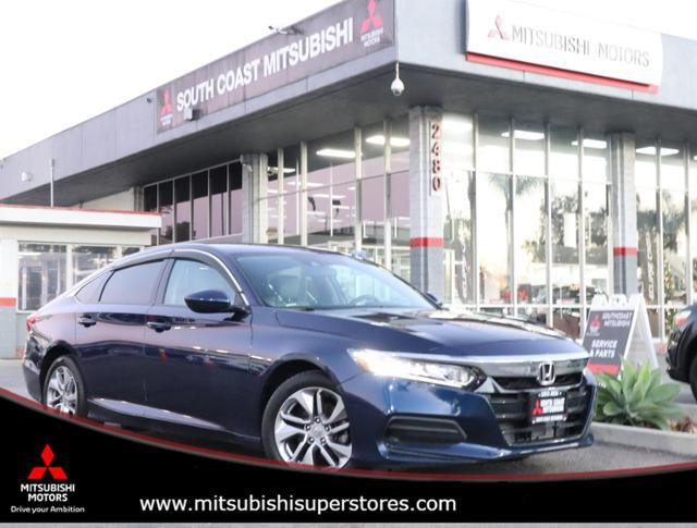2018 Honda Accord Sedan LX 1.5T Costa Mesa CA