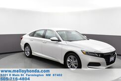 2018_Honda_Accord Sedan_LX 1.5T_ Farmington NM
