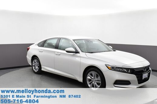 2018 Honda Accord Sedan LX 1.5T Farmington NM