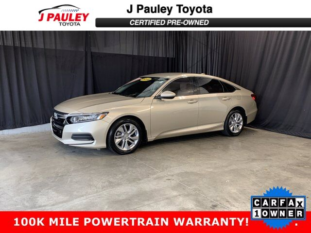 2018 Honda Accord Sedan LX 1.5T Fort Smith AR