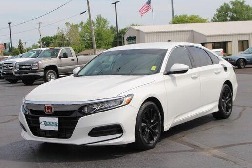 2018 Honda Accord Sedan LX 1.5T Fort Wayne Auburn and Kendallville IN