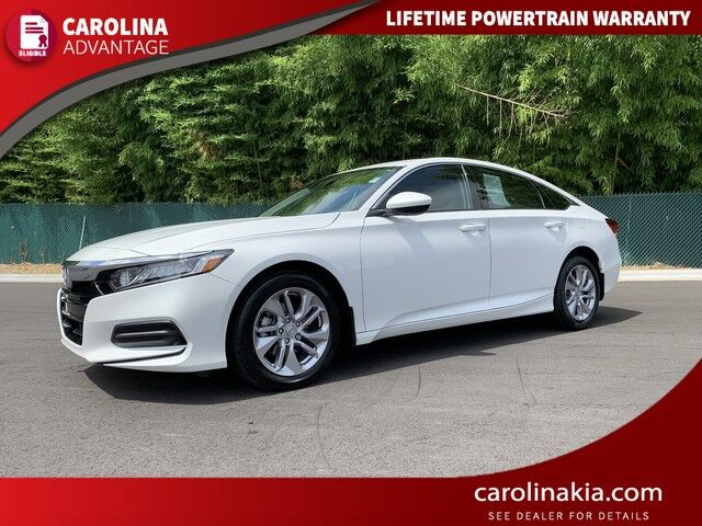 2018 Honda Accord Sedan LX 1.5T High Point NC