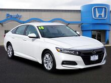 2018_Honda_Accord Sedan_LX 1.5T_ Libertyville IL