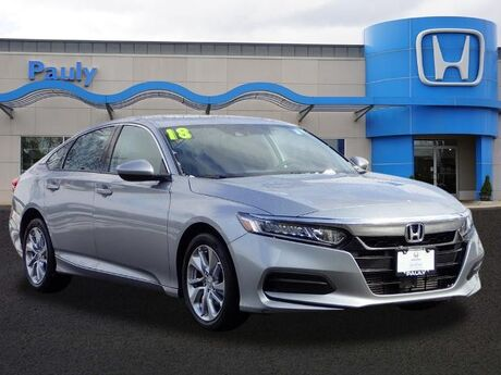 2018 Honda Accord Sedan LX 1.5T Libertyville IL