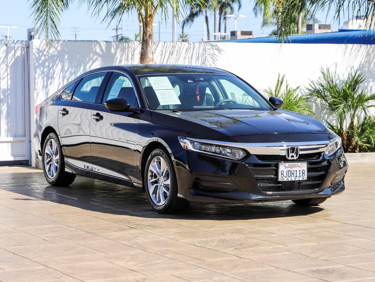 2018 Honda Accord Sedan LX 1.5T North Hills CA