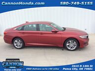 2018 Honda Accord Sedan LX 1.5T Ponca City OK