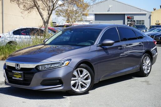 2018_Honda_Accord Sedan_LX 1.5T_ San Rafael CA