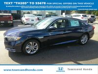 Honda Accord Sedan LX 1.5T 2018