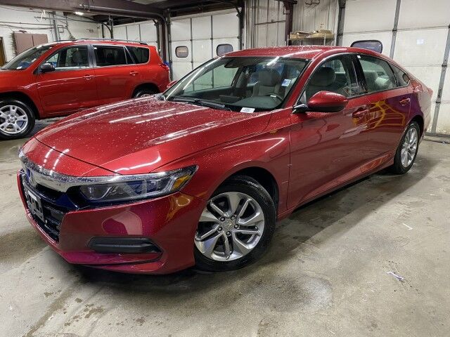 2018 Honda Accord Sedan LX 1.5T Worcester MA