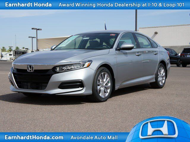 2018 Honda Accord Sedan LX Avondale AZ