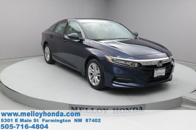 2018 Honda Accord Sedan LX Farmington NM