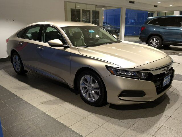 2018 Honda Accord Sedan LX Green Bay WI