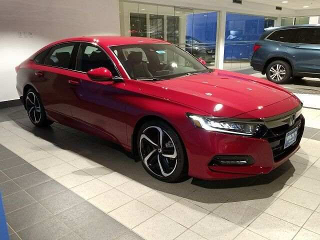 2018 Honda Accord Sedan SPORT 1.5T Green Bay WI