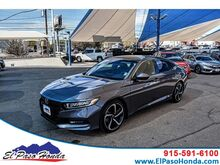 2018_Honda_Accord Sedan_SPORT 2.0T AUTO_ El Paso TX