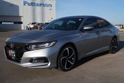 2018_Honda_Accord Sedan_Sport_ Wichita Falls TX