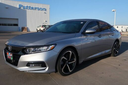 2018 Honda Accord Sedan Sport Wichita Falls TX
