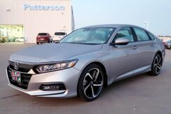 2018_Honda_Accord Sedan_Sport 1.5T_ Wichita Falls TX