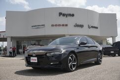 2018_Honda_Accord Sedan_Sport 1.5T_  TX
