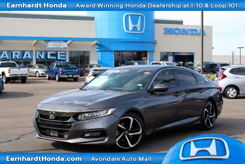 2018 Honda Accord Sedan Sport 1.5T Avondale AZ
