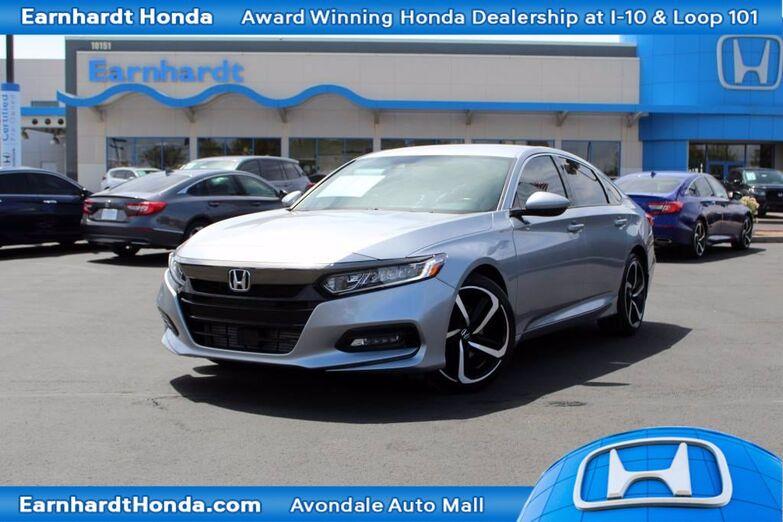 2018 Honda Accord Sedan Sport 1.5T Avondale AZ