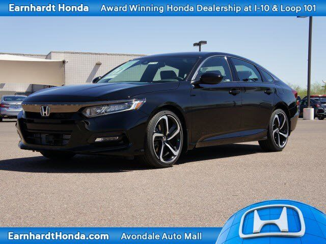 2018 Honda Accord Sedan Sport 1.5T CVT Avondale AZ
