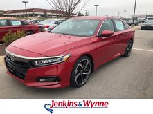 2018_Honda_Accord Sedan_Sport 1.5T CVT_ Clarksville TN
