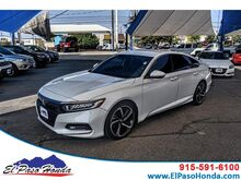 2018_Honda_Accord Sedan_Sport 1.5T CVT_ El Paso TX
